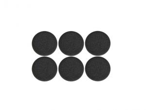 Поролоновые амбушюры для наушников-капелек (3 пары)