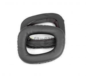 Амбушюры для Logitech G35/G930/G430/F450/F540 Чёрные (Black)
