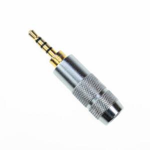 Коннектор Silver Grid 2,5 мм 4-pin