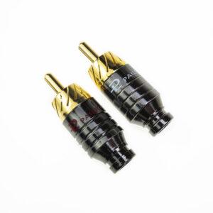 Коннектор Pailiccs RCA mini (пара)