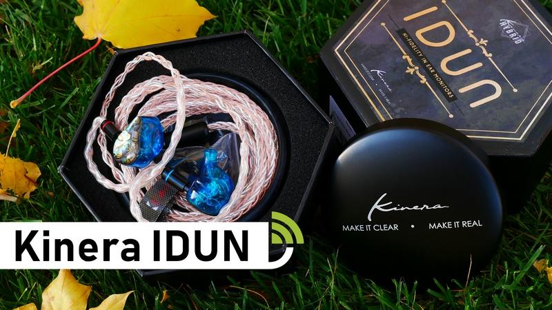 Обзор гибридов Kinera iDun — красивые, удобные и звучат!