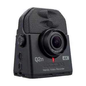 Zoom Q2n 4k Black