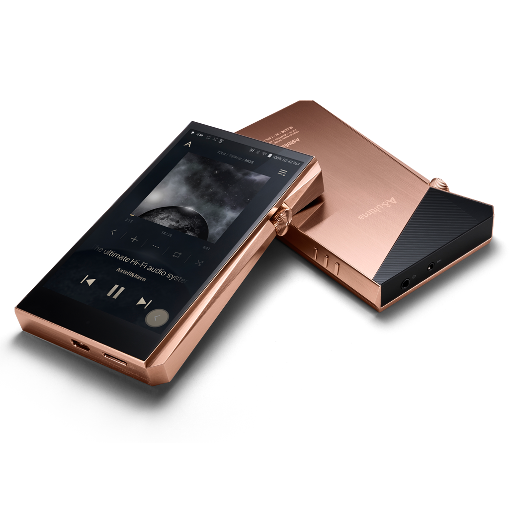 Astell&Kern A&Ultima SP2000 Copper