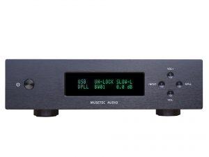 LKS MH-DA004 Mini (ES9038pro) Black