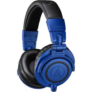 Audio-Technica ATH-M50x Blue