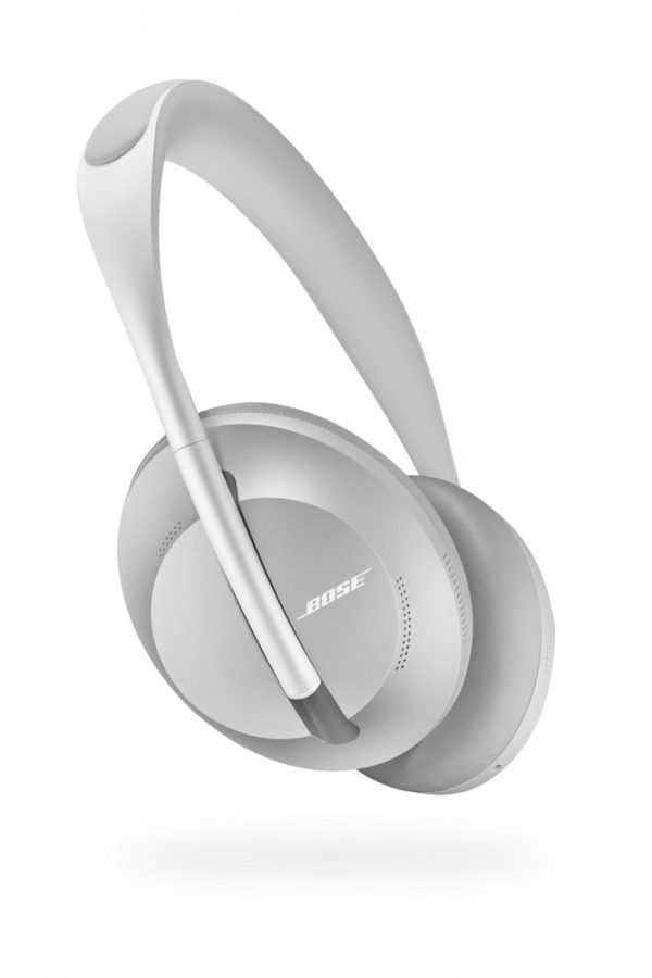 Bose 700 Noise Cancelling Headphones Silver
