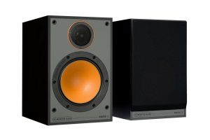 MONITOR AUDIO Monitor 100 Black (пара)