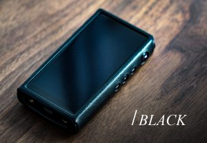 Чехол Hiby R5 Case PU Black