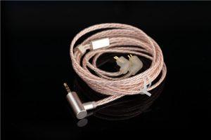 Кабель Premium IEM Hybrid (8-CORE) 0.78 25L-BL