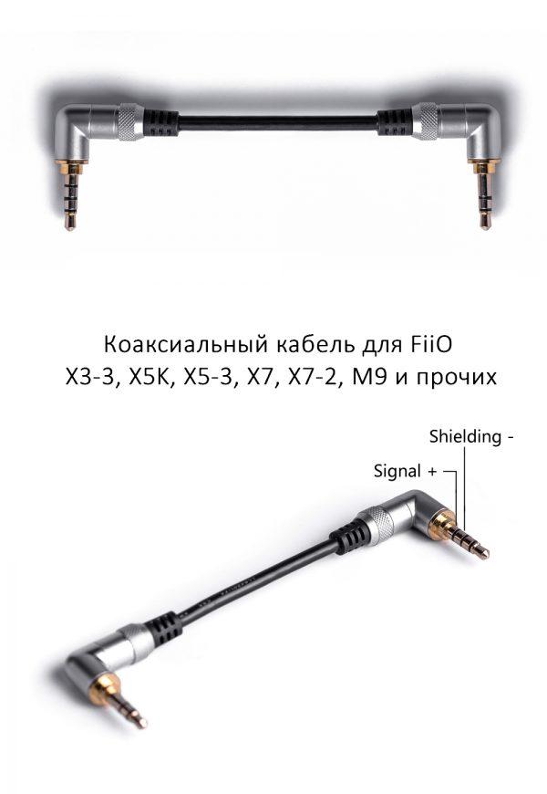 Коаксиальный кабель DD HiFi C05