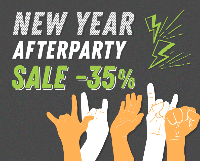 New Year — afterparty