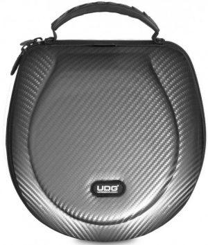 UDG Creator Headphone Case Large Silver PU