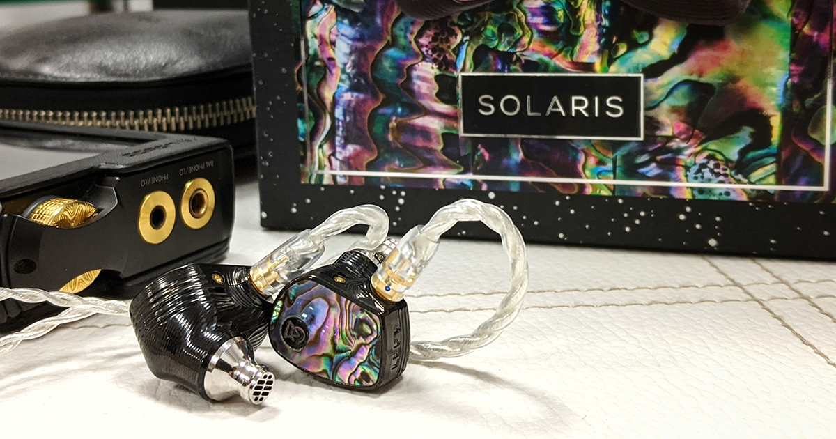 Campfire Audio Solaris Special Edition. Переливы музыки.