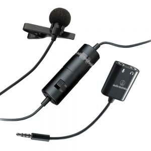 Микрофон петличный Audio-Technica ATR3350xiS