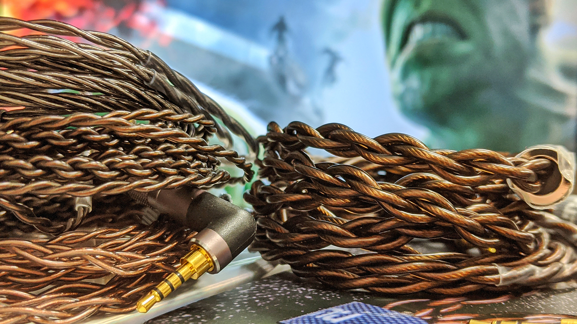 Dunu Cables. Кто против Халка? — Сравнение кабелей Dunu Hulk | Chord | Lyre | DUW-02.