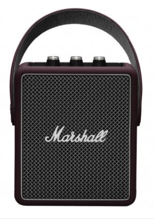Marshall Stockwell II Burgundy