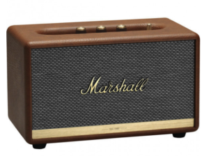 Marshall Louder Speaker Acton II Bluetooth Brown