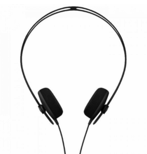 AIAIAI Tracks Headset Black