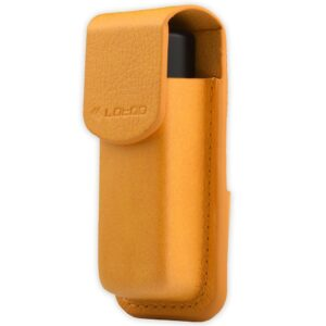 Lotoo paw S1 Leather Case Yellow