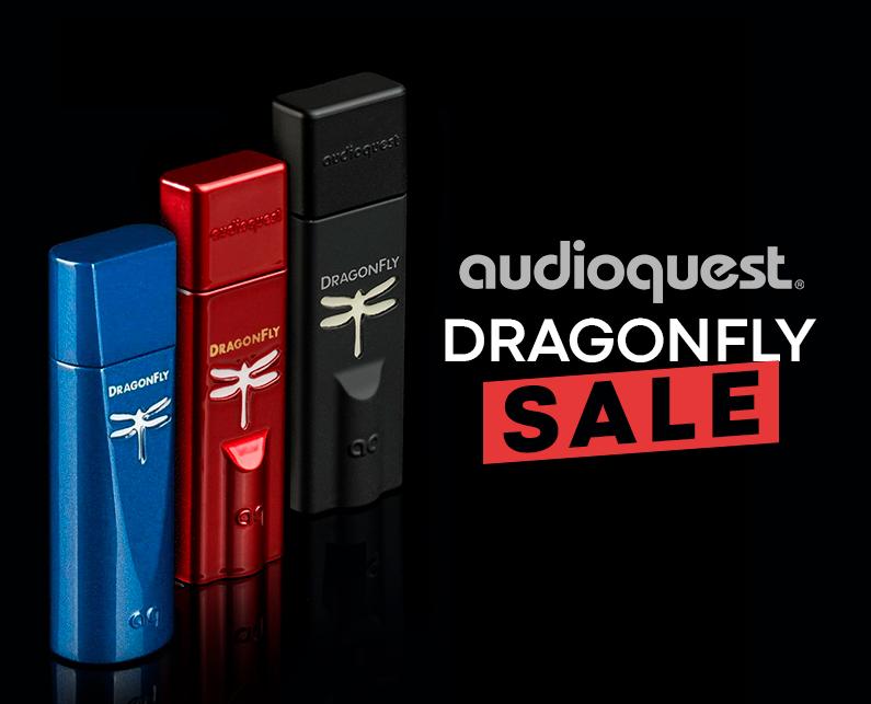 Акционные цены на Dragonfly: Red  | Black | Cobalt