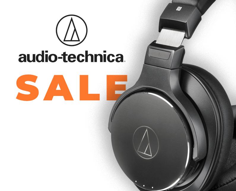 Audio-Technica без проводов