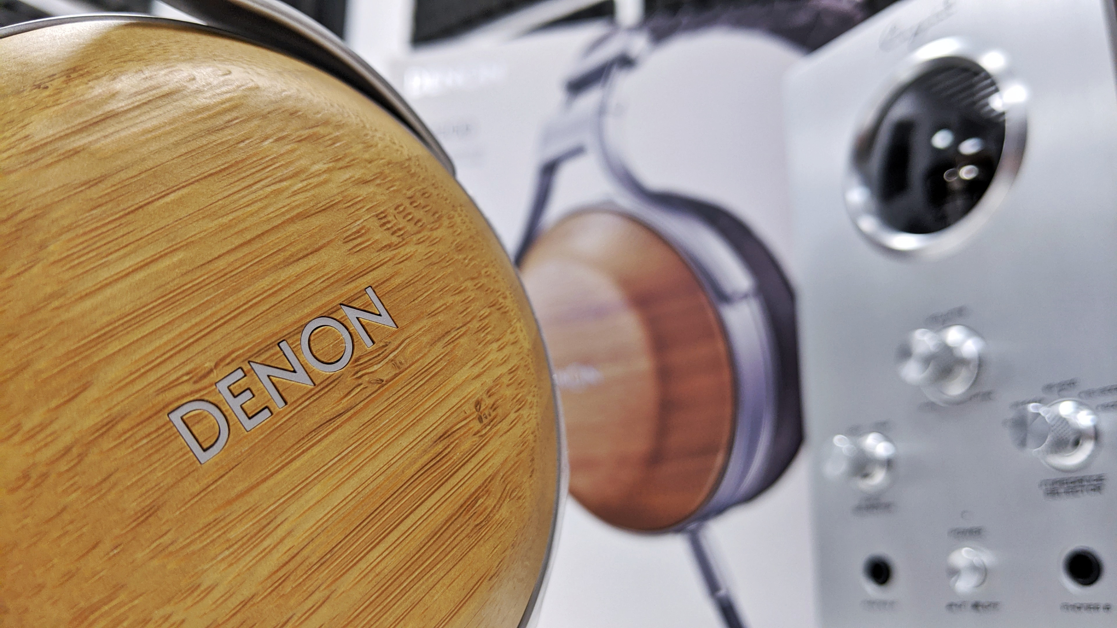 Denon AH-D9200 обзор