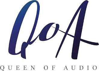 Queen of audio logo