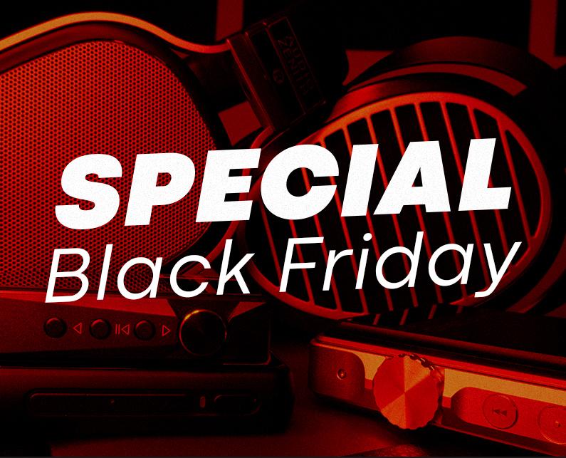 Special Black Friday!