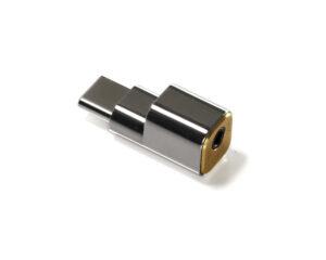 Адаптер DD HiFi TC25B (USB Type-C to 2.5mm)