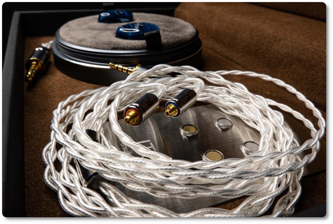 комплектный балансный кабель it07