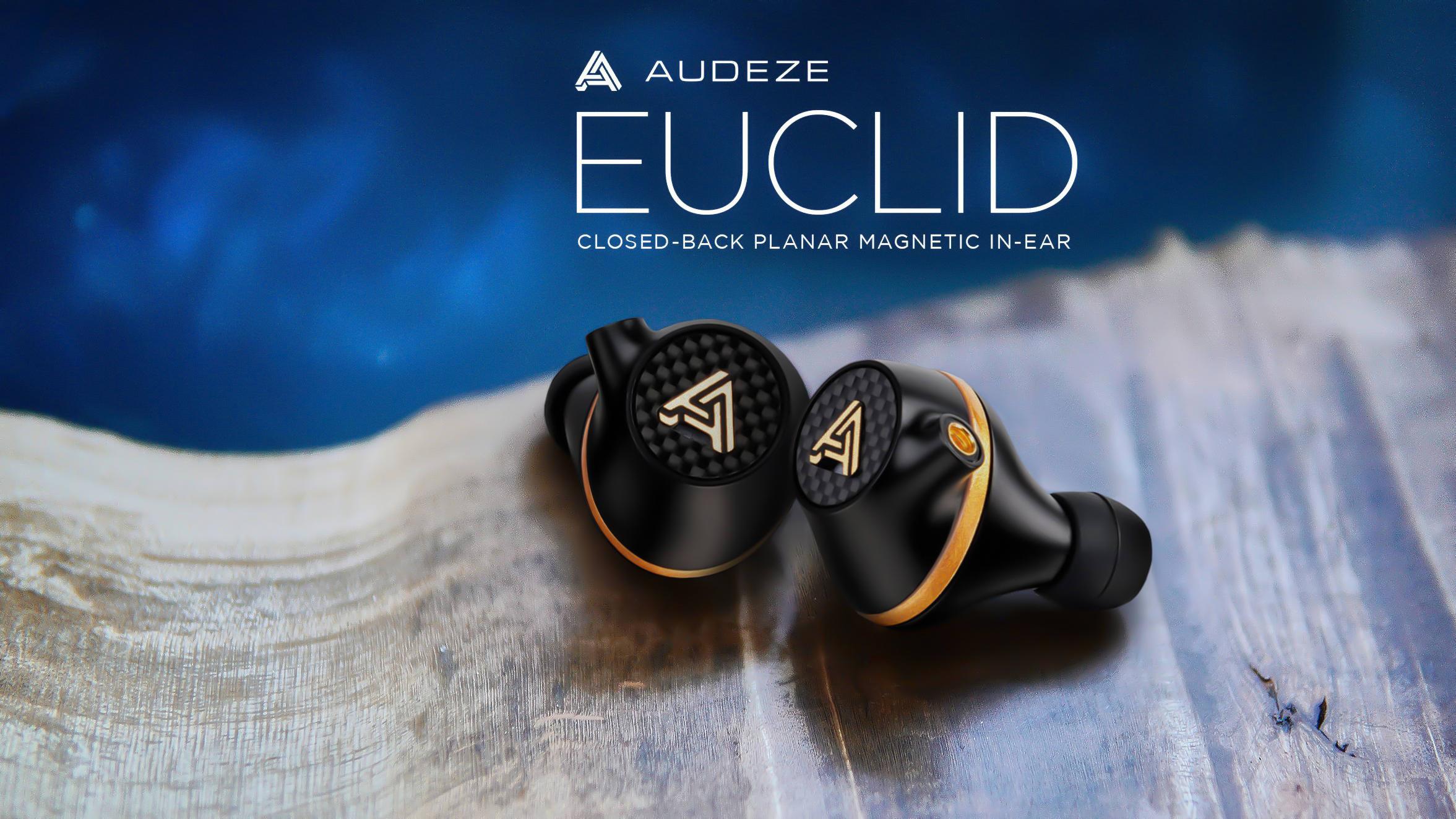 наушники Audeze Euclid