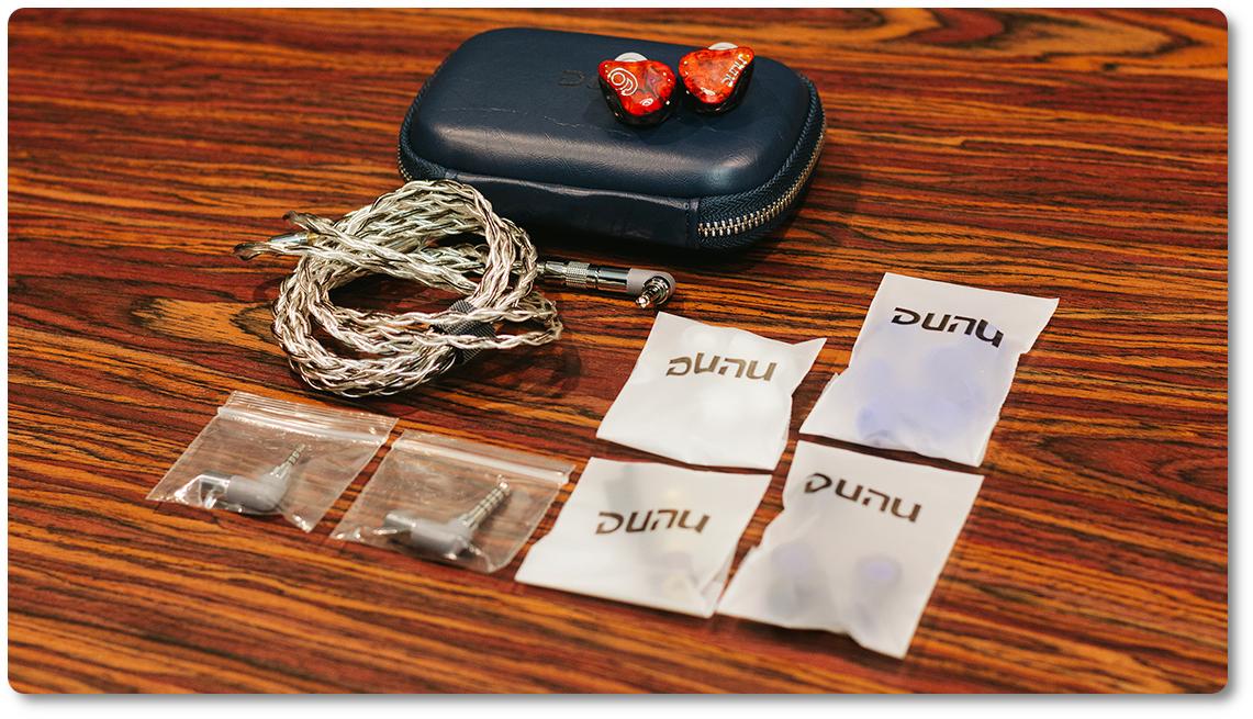 комплект Dunu SA6