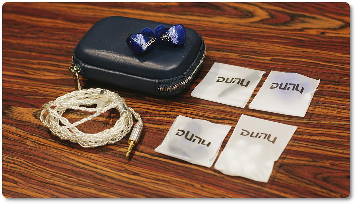 комплект Dunu SA3