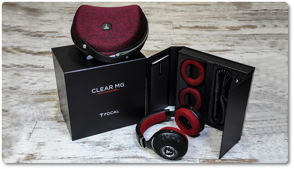 комплектация Focal Clear Mg Pro
