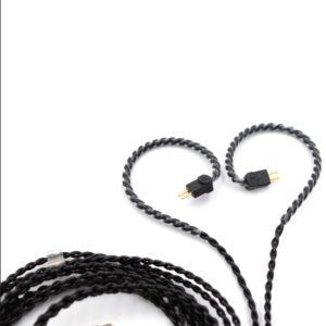 Гарнитурный кабель BQEYZ C1 (0,78>3,5 mm)