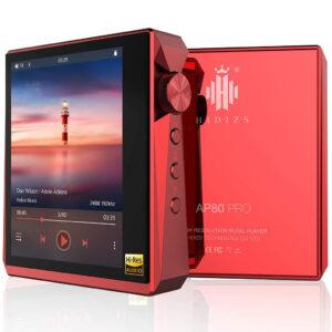 Hidizs AP80 Pro Red