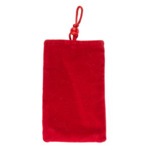 Красный фланелевый чехол