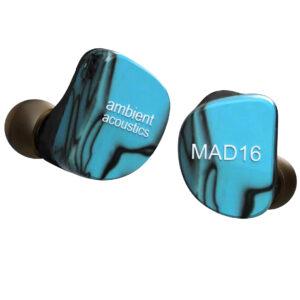 Ambient Acoustics MAD 16