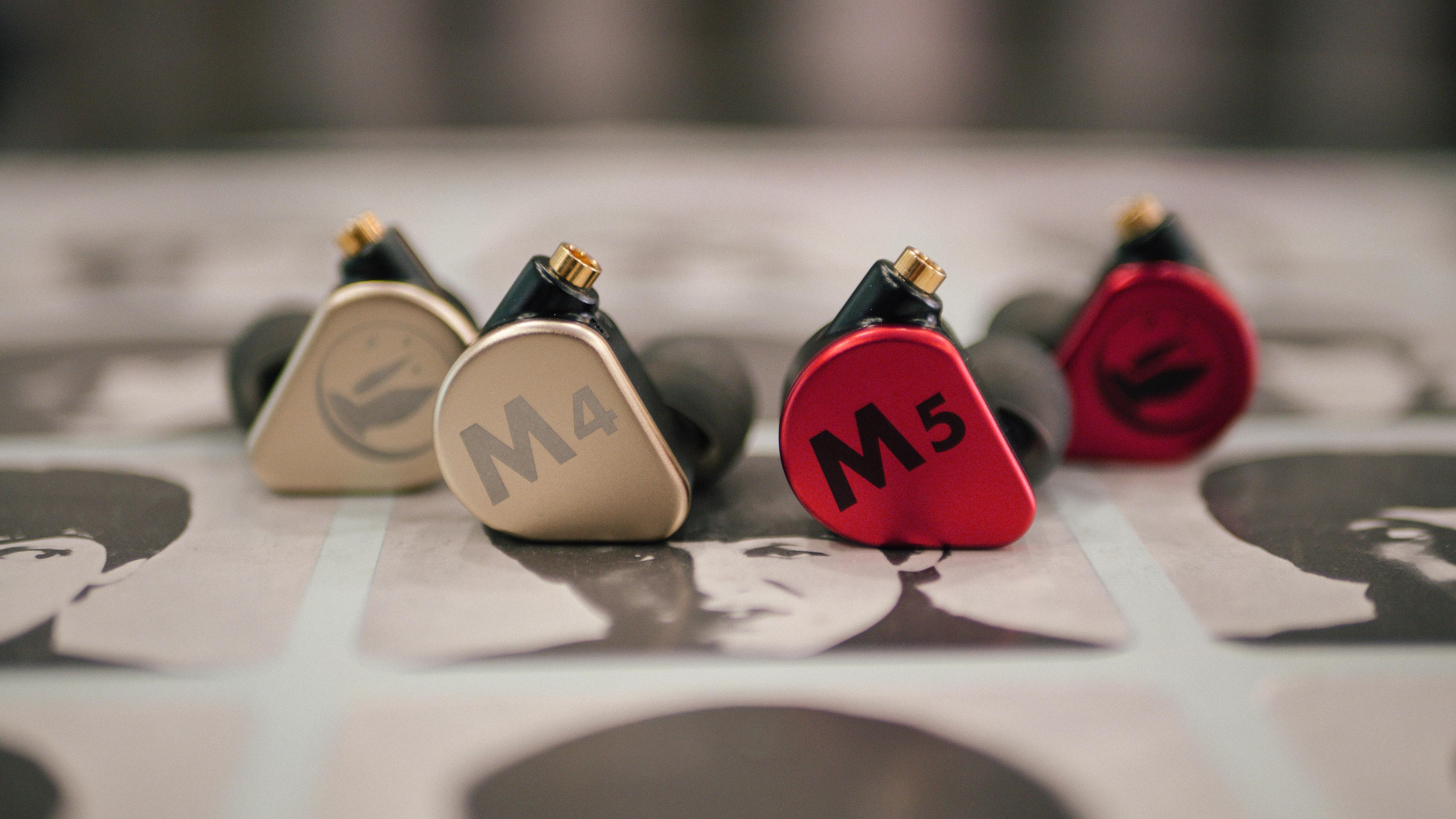 Fir Audio M4 и M5 — The Better and The Best. Или не Одинами едиными. Обзор топов.