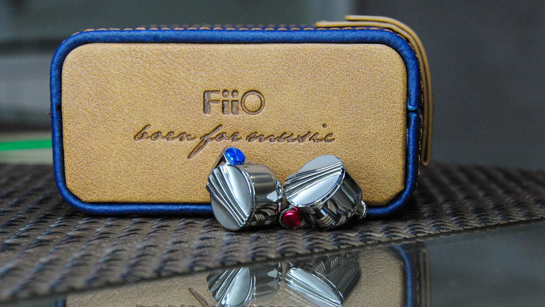 FiiO FD5 — Trapped in a Prism. Динамический баланс.