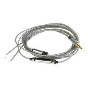 Гарнитурный кабель Fine TPE Silver Plated S