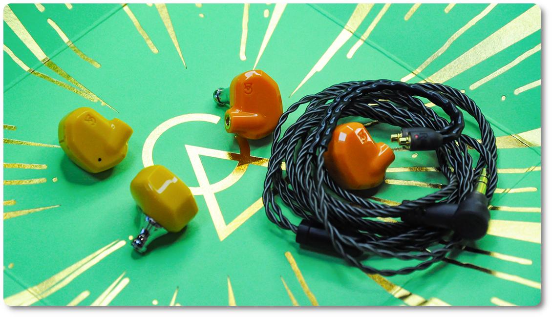 кабель для Campfire Audio Satsuma и Honeydew