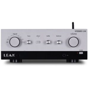 Leak Stereo 130 Silver