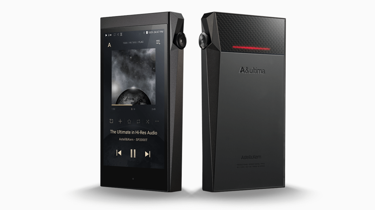Astell & Kern A&ultima  SP2000T — В пошуках свого звуку