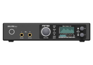 RME ADI-2 Pro FS R BE Black Edition