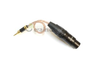 Кабель Era Cables 4P XLR to 2,5TRRS адаптер 8T (Copper)