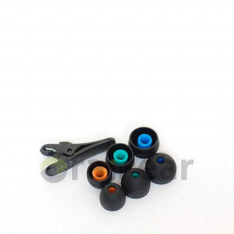 Набор силиконовых насадок Sony Hybrids OEM