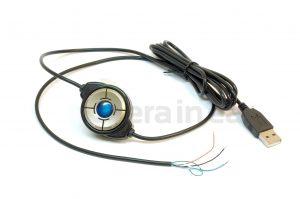 Гарнитурный USB кабель для наушников (PS3, PS4, PC)