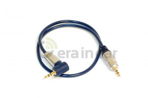 Кабель Pro Audio Pure AUX 3,5 mm to 3,5 mm L-shape