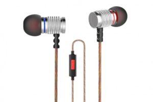 KZ EDR2 Silver с микрофоном